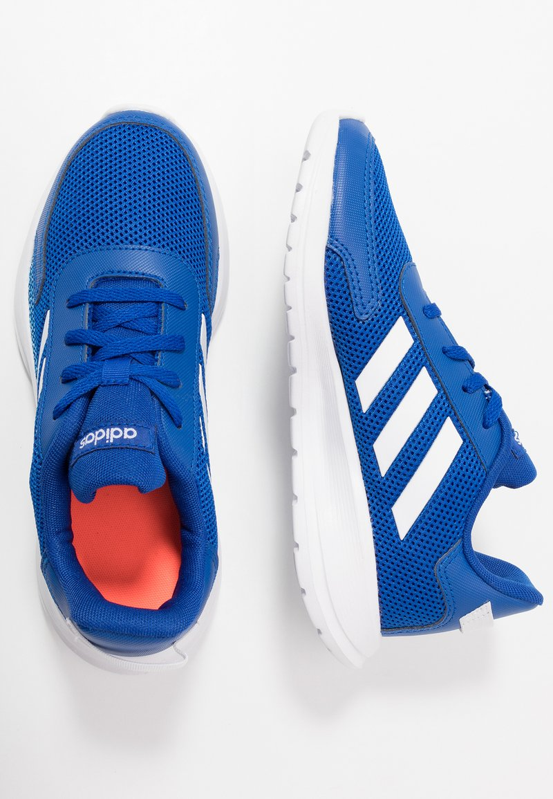 adidas Performance - TENSAUR RUN UNISEX - Hardloopschoenen neutraal - royal blue/footwear white/bright cyan