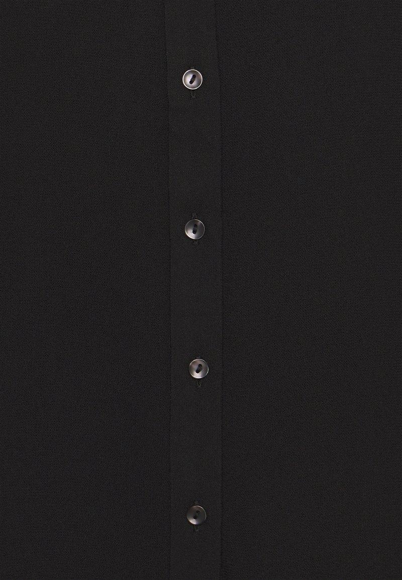 IVY & OAK PUFFY SLEEVE BLOUSE - Bluse - black/schwarz 4At6Zx