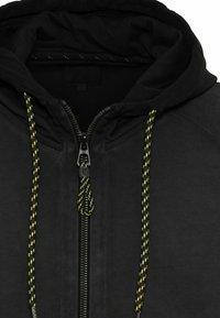 camel active - Zip-up sweatshirt - asphalt - 6