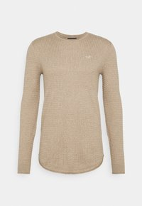 Hollister Co. - Pullover - tan - 0