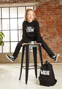 Vans - SK8 - High-top trainers - black/true white - 1