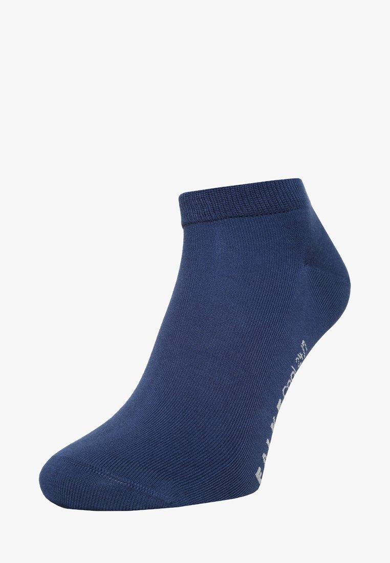 FALKE - COOL 24/7 SNEAKER - Socks - royal blue