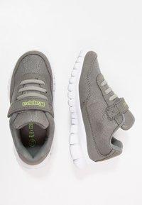 Kappa - UNISEX - Sports shoes - grey/lime - 0