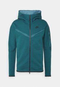 Nike Sportswear - HOODIE 2 TONE - Zip-up hoodie - dark teal green/blustery - 5