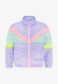 myMo KIDS - Summer jacket - flieder - 0