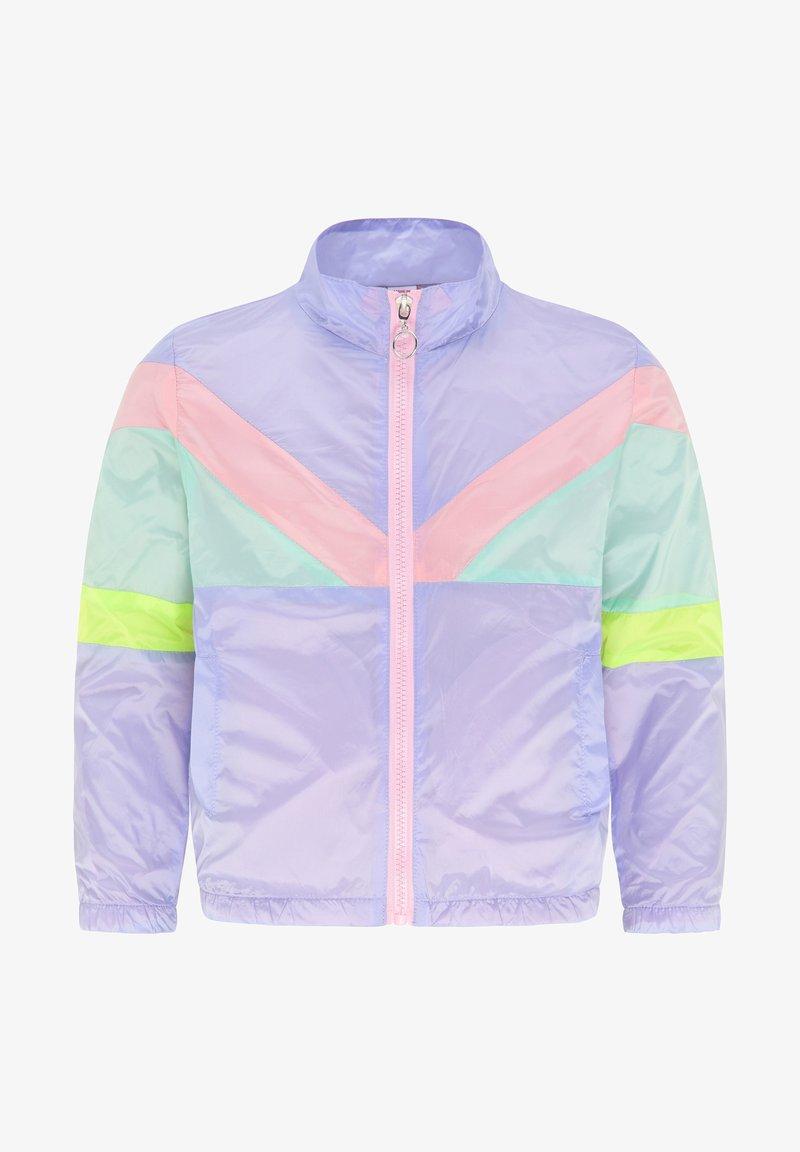 myMo KIDS - Summer jacket - flieder
