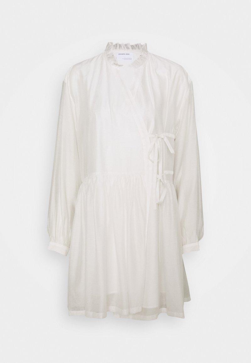 DESIGNERS REMIX - SONIA DRESS - Kjole - white