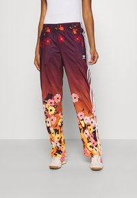 adidas Originals - GRAPHICS SPORTS INSPIRED PANTS - Tracksuit bottoms - multicolor - 0