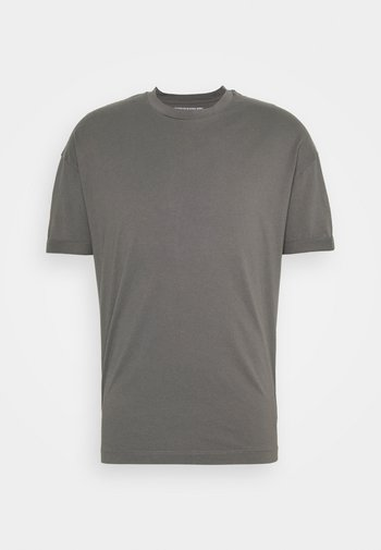 THILO - T-shirt basique - grey