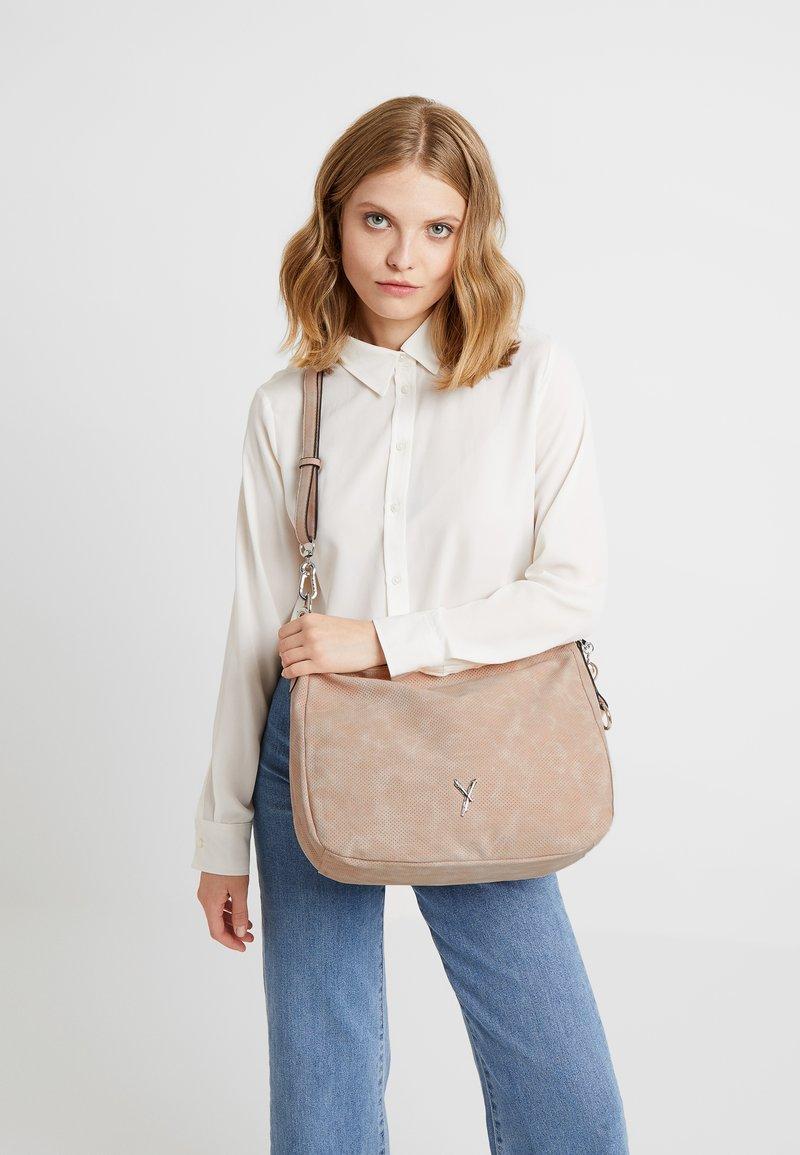 SURI FREY - ROMY BASIC - Handbag - oldrose
