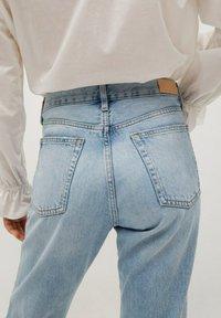 Mango - HAVANA - Straight leg jeans - lichtblauw - 4