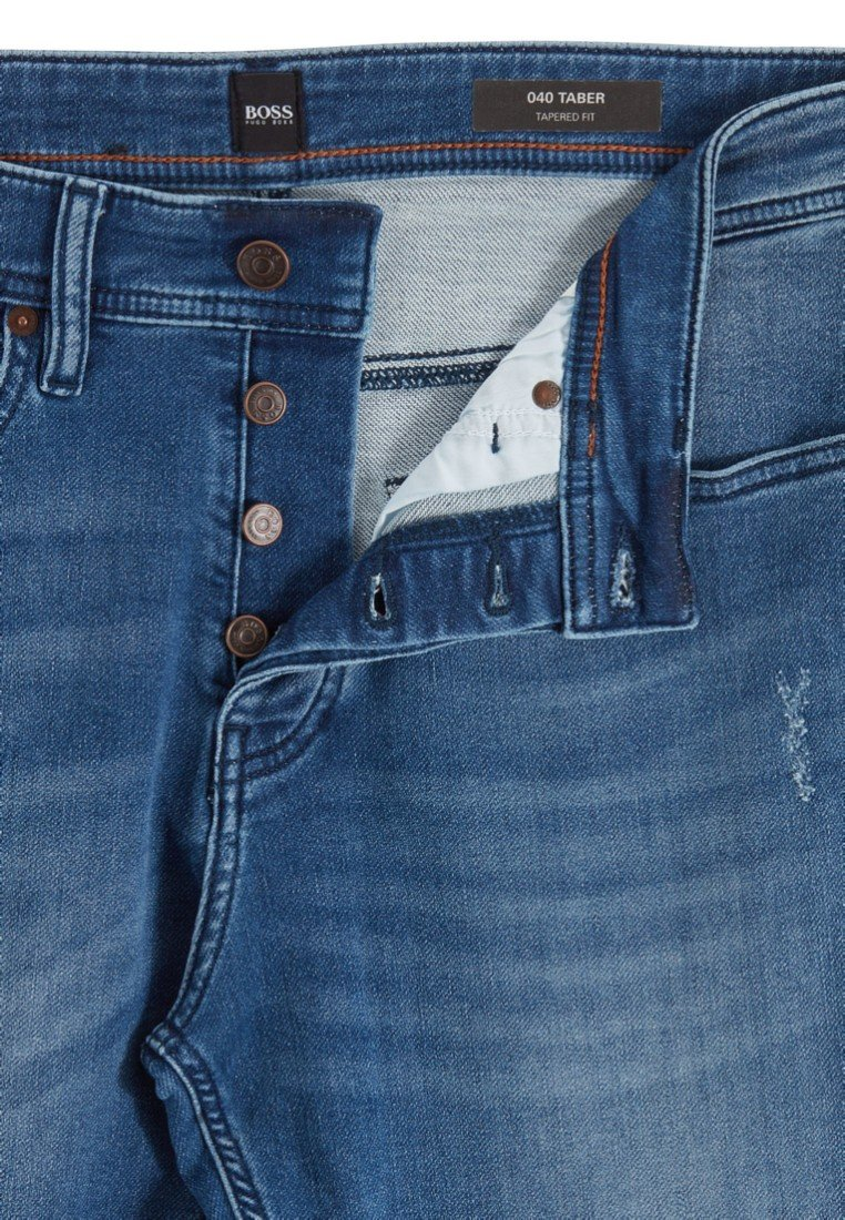 "BOSS Herren Jeans /""Taber BC-P/"" Tapered Fit NEU"