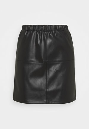 PCGIADA - Mini skirt - black