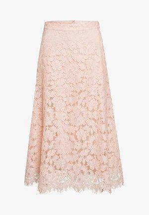 A-line skirt - rose cloud
