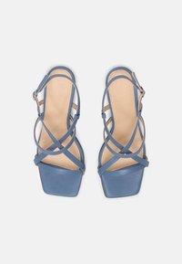 Selected Femme - SLFASHLEY  - Sandals - arctic ice - 4