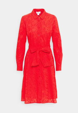 DRESS MARIE - Blousejurk - red