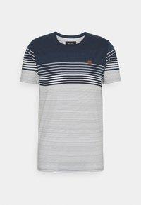 INDICODE JEANS - MANNING - T-shirt imprimé - navy - 0