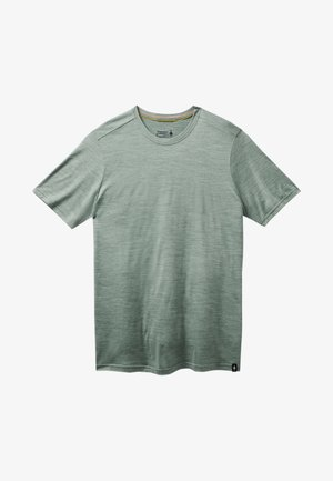 T-shirt basic - sage heather