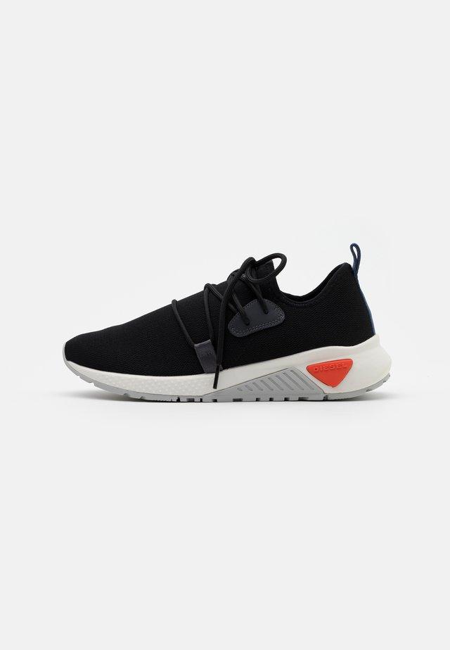 SKB S-KB SLE SNEAKERS - Sneakersy niskie - black