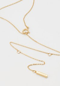 PDPAOLA - LETTER NECKLACE - Náhrdelník - gold-coloured - 2