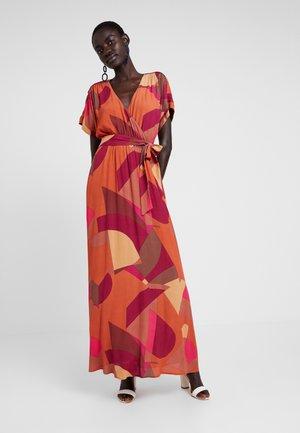 SLFWINNIE ANKLE DRESS - Maxi šaty - mango