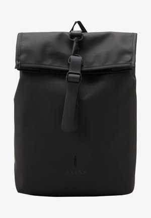 ROLLTOP MINI - Rugzak - black