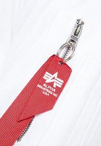 Alpha Industries - Sweatshirt - white - 5