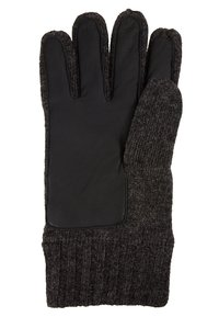Marc O'Polo - GLOVES WITH TOUCH SCREEN FINGER - Gloves - dark grey melange - 2