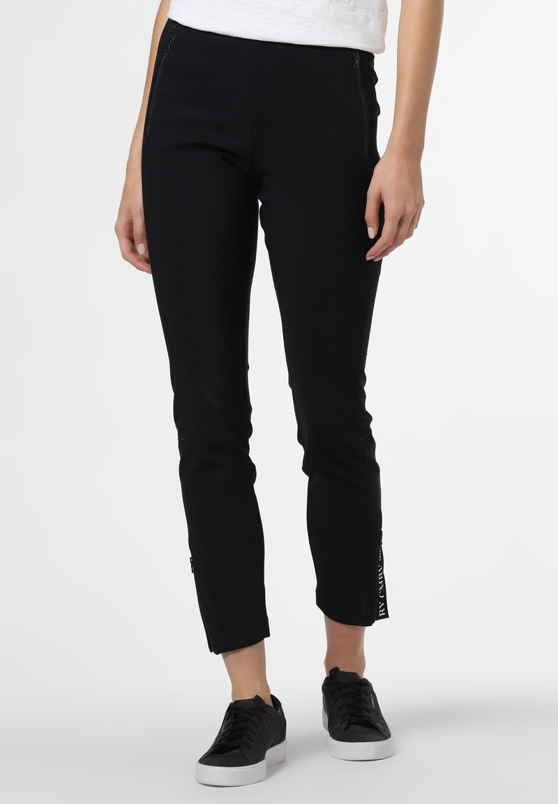 Cambio - Trousers - marine