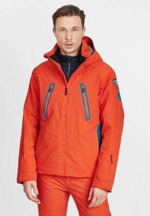 Veste de ski - lava orange
