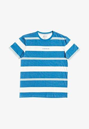 MAXED HERO - Print T-shirt - maxed hero vallarta blue