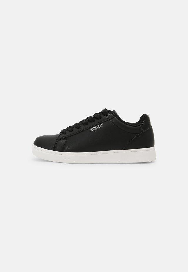 LABEL LAMINATI - Sneaker low - black