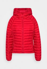 Benetton - JACKET - Down jacket - red - 3