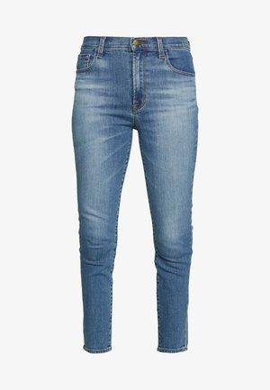 LEENAH HIGH RISE - Jeans Skinny Fit - blue denim