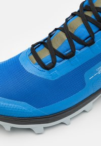 Salomon - CROSS OVER GTX - Hiking shoes - palace blue/black/pearl blue - 5