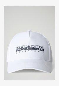 Napapijri - Cap - bright white - 0
