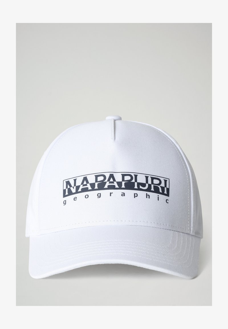 Napapijri - Cap - bright white