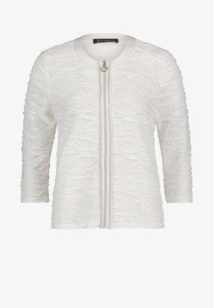 Summer jacket - rohweiß