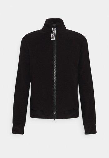 GIUBBOTTO - Summer jacket - nero