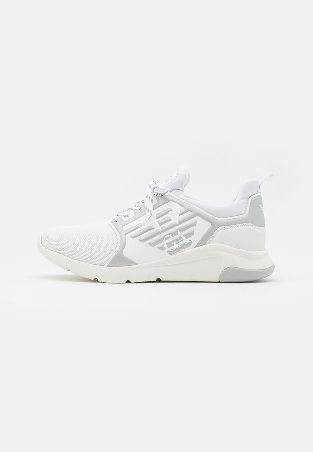 UNISEX - Sneakers - white/silver