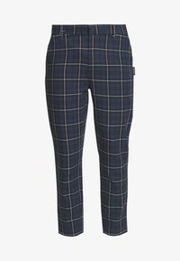 Nominal - ROW TROUSER - Trousers - navy - 4