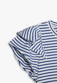 J.CREW - LILIAN - Print T-shirt - ivory/blue - 3