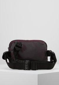 Urban Classics - CHEST BAG - Bum bag - redwine - 2