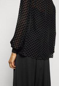 Tory Burch - DEVORE - Long sleeved top - black - 3