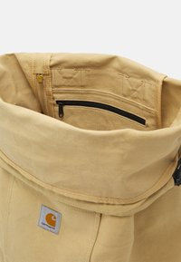 Carhartt WIP - DUFFLE UNISEX - Batoh - dusty brown/black - 2