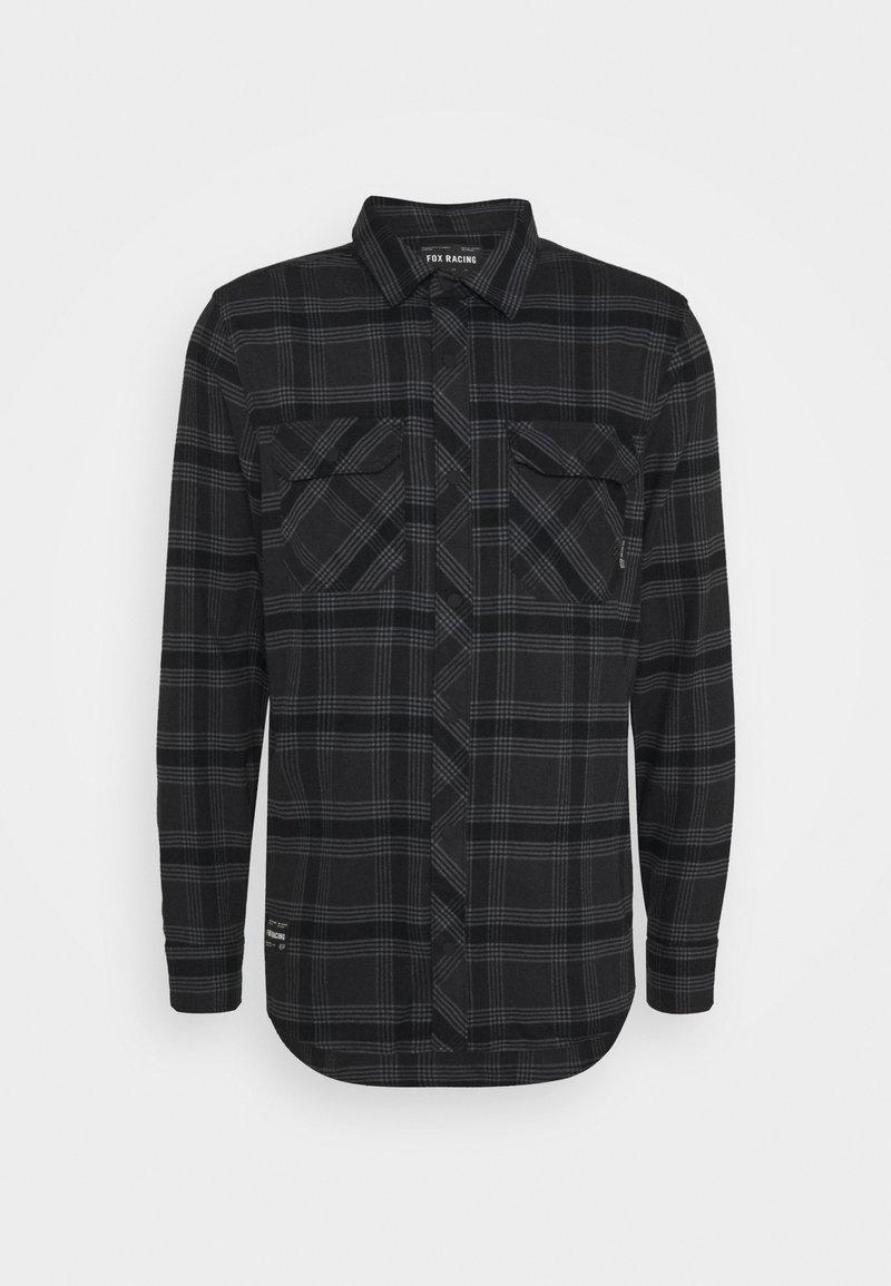 Fox Racing - FUSION TECH - Shirt - black