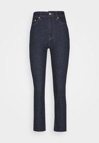 Lauren Ralph Lauren - SOFT STRAIGHT RAW - Straight leg jeans - rinse wash - 5