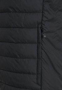 Haglöfs - SPIRE MIMIC VEST MEN - Waistcoat - true black - 2