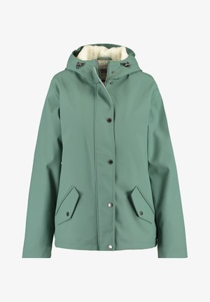 JANICE - Waterproof jacket - cypress