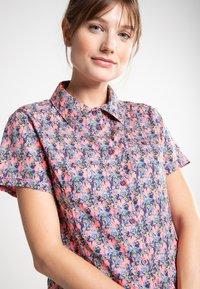 Icepeak - Button-down blouse - raspberry - 2